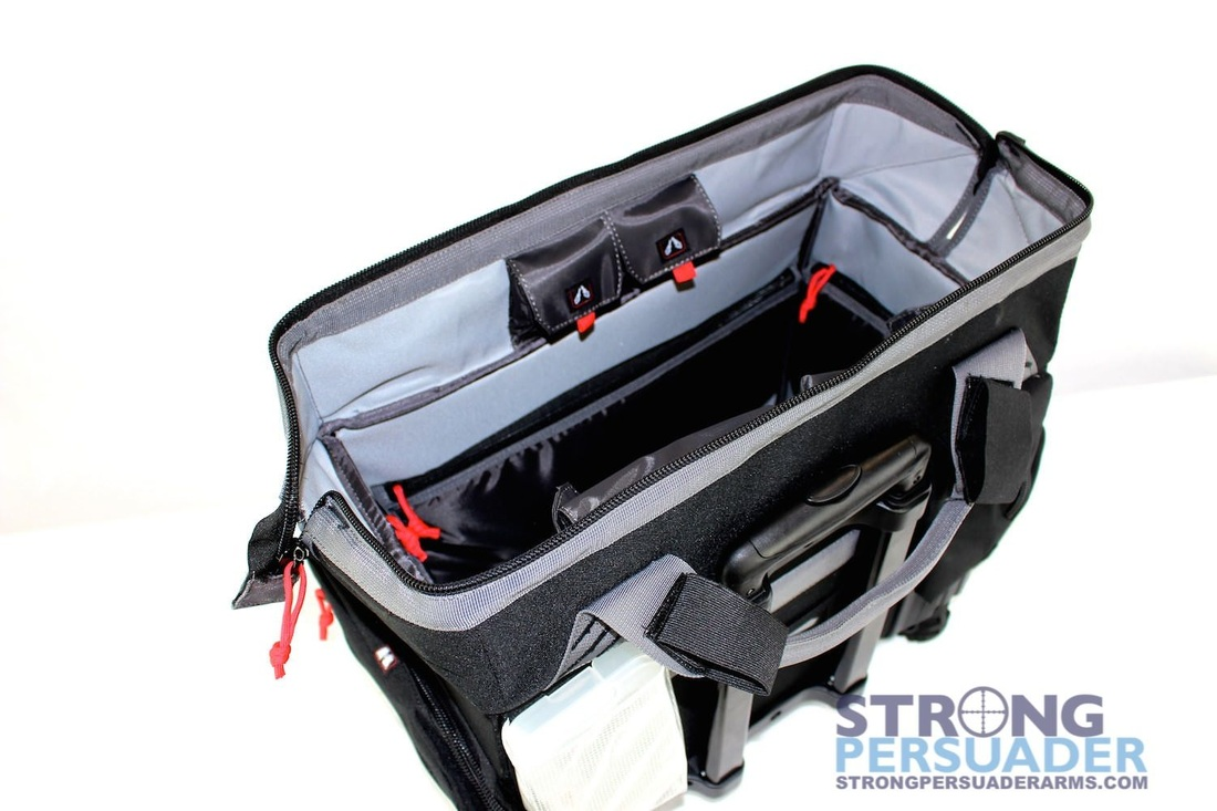 Gps Large Rolling Range Bag 100 00