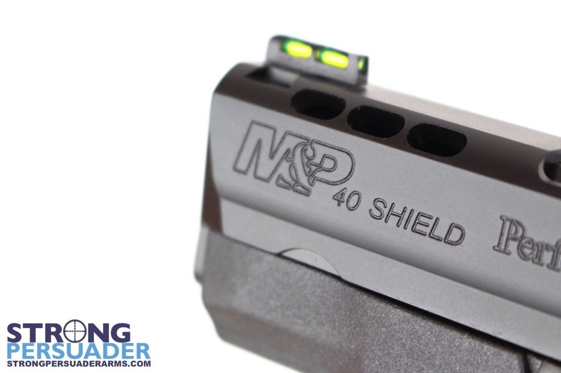 Smith & Wesson Performance Center Ported M&P 40 Shield
